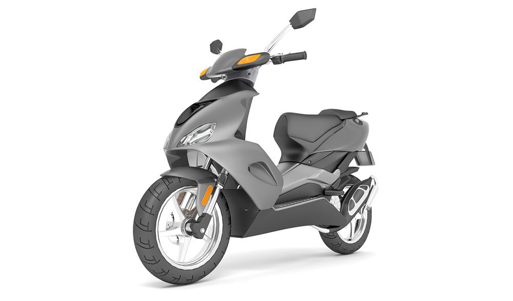 körkort moped